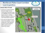 northeast palm coast corridor land acquisition3