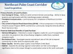 northeast palm coast corridor land acquisition4
