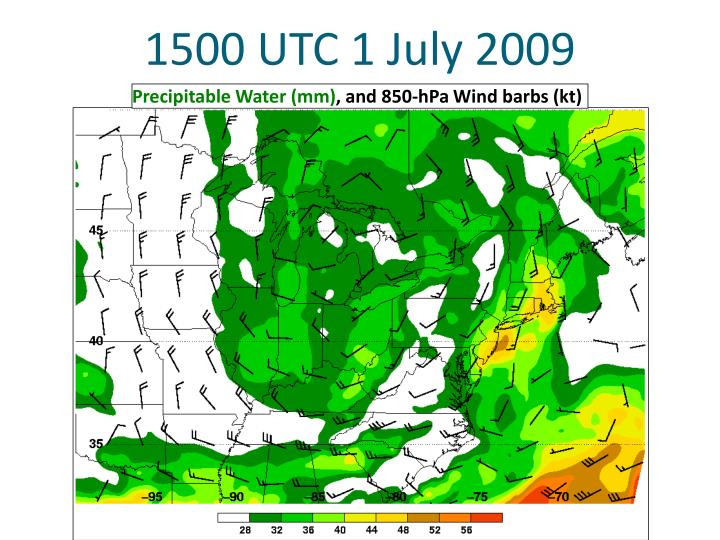 1500 UTC 1 July 2009
