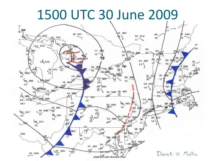 1500 UTC 30 June 2009