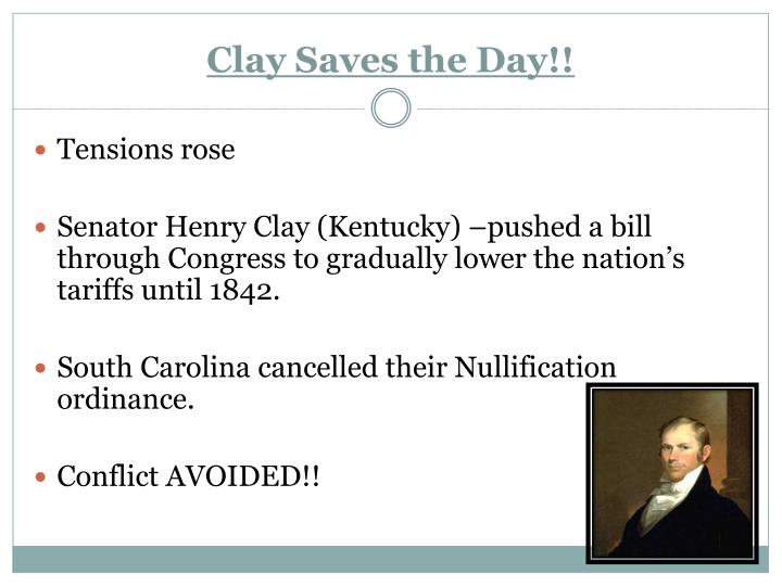 Clay Saves the Day!!