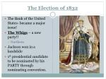 the election of 1832