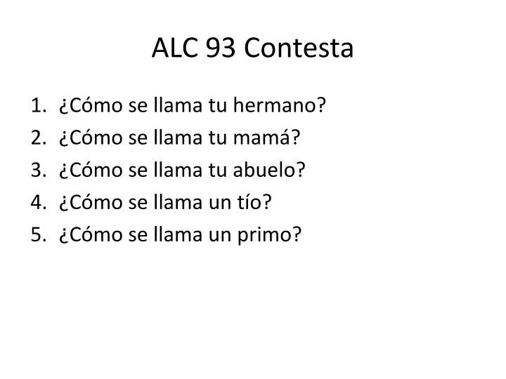 ALC 93