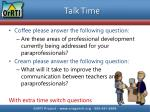talk time4