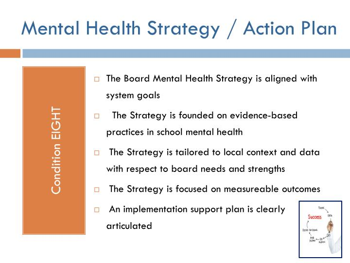 Mental Health Strategy / Action Plan