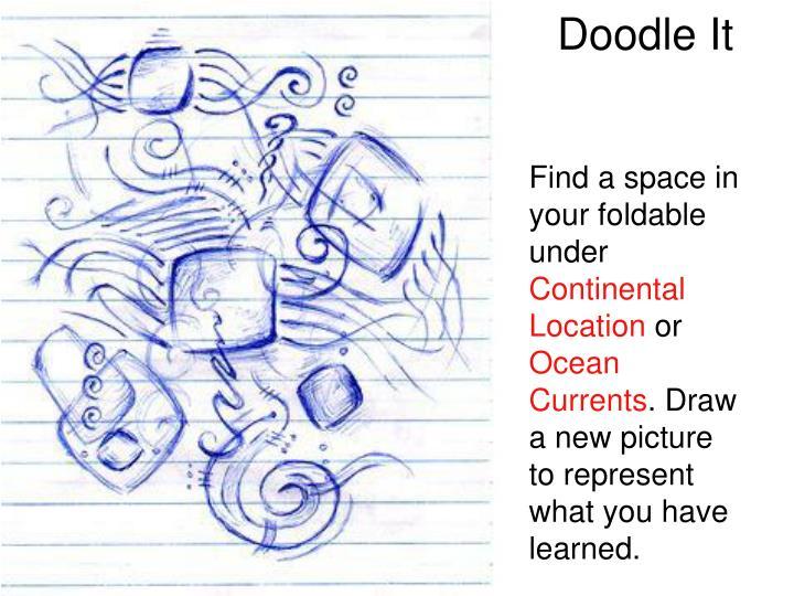 Doodle It