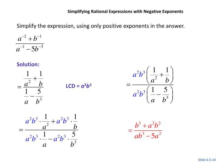 CLASSROOM EXAMPLE 7