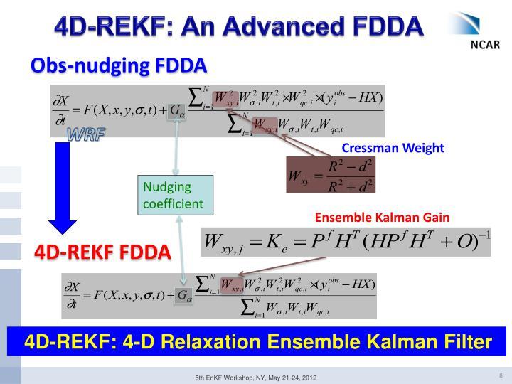 4D-REKF: