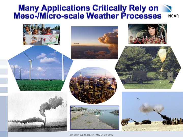 Many Applications Critically Rely on