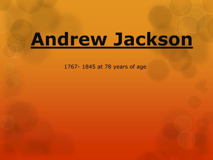 1767- 1845 at 78 years of age