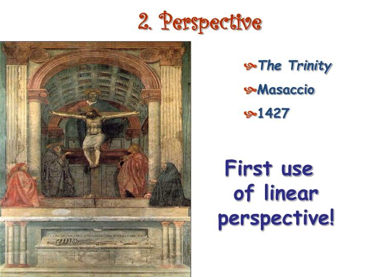 2. Perspective