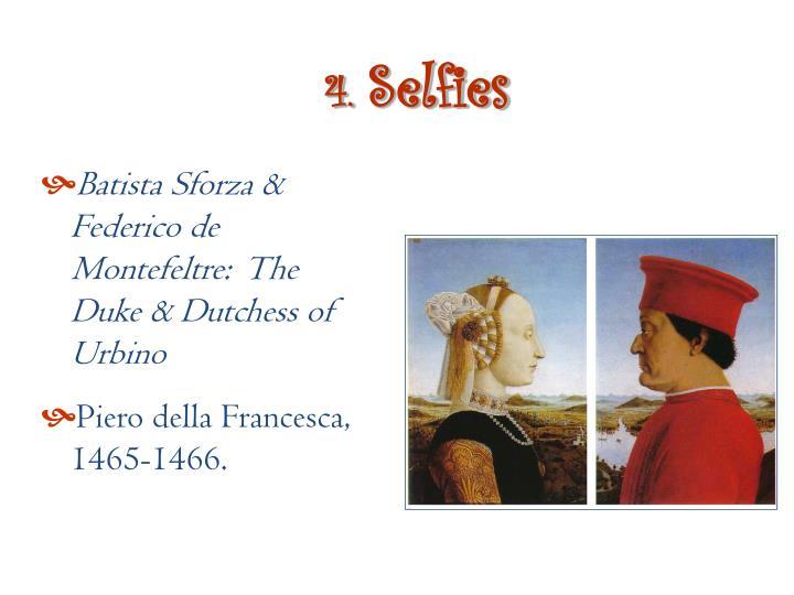 Batista Sforza & Federico de