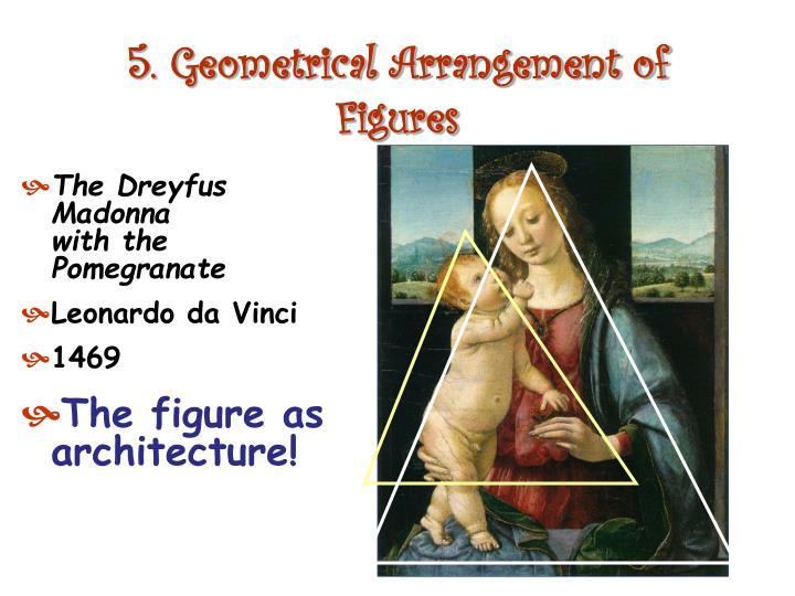 5. Geometrical Arrangement of