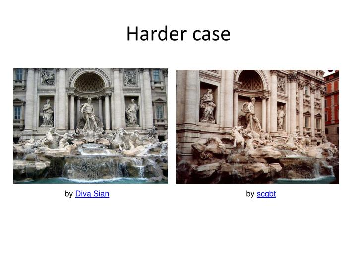 Harder case
