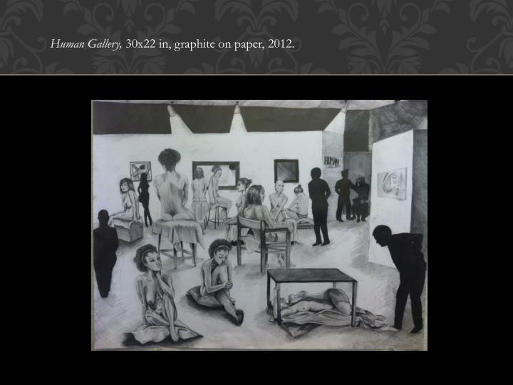 Human Gallery,