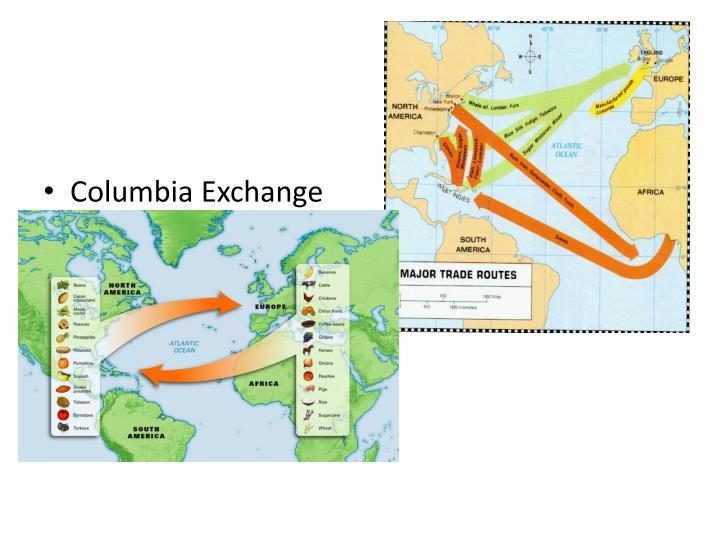 Columbia Exchange