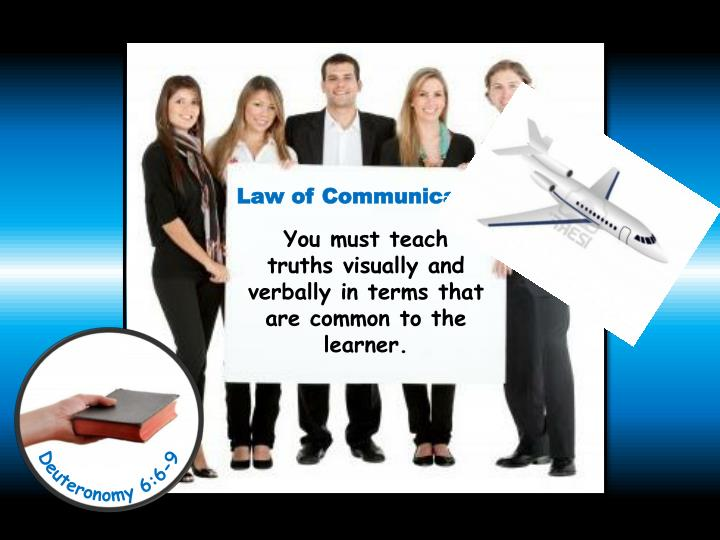 Law of Communication