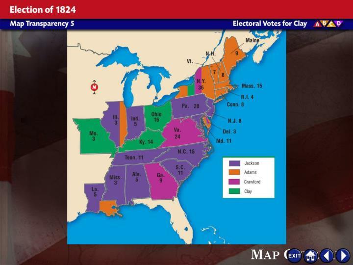 Map Overlay 5D