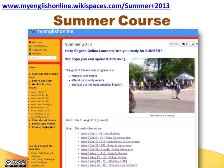 www.myenglishonline.wikispaces.com/Summer+2013