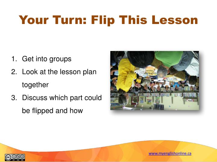 Your Turn: Flip This Lesson
