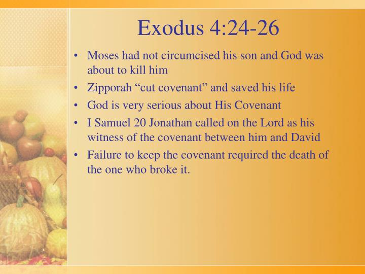 Exodus 4:24-26