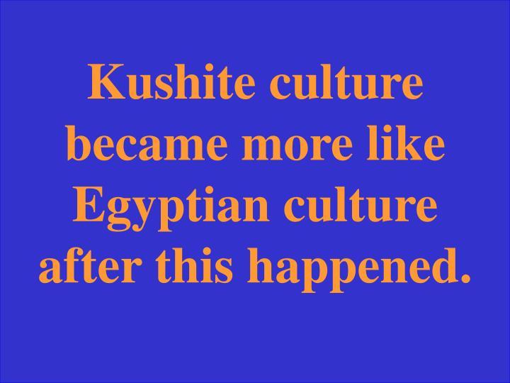 Kushite