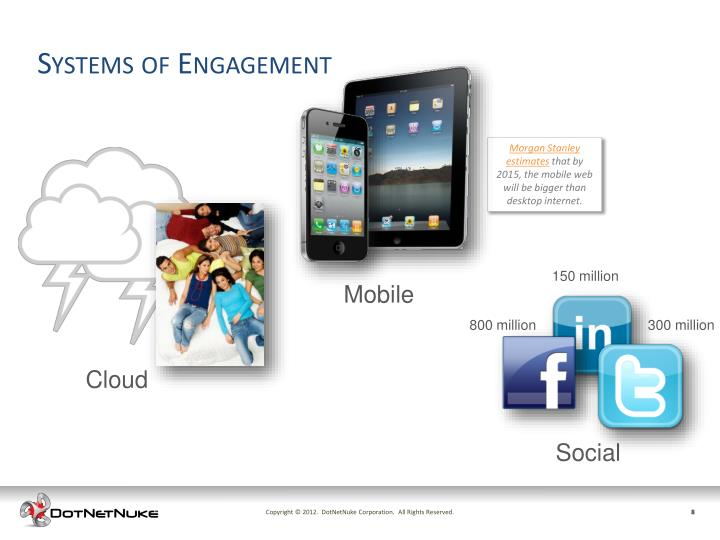 Systems of Engagement