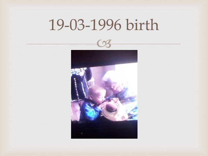 19-03-1996