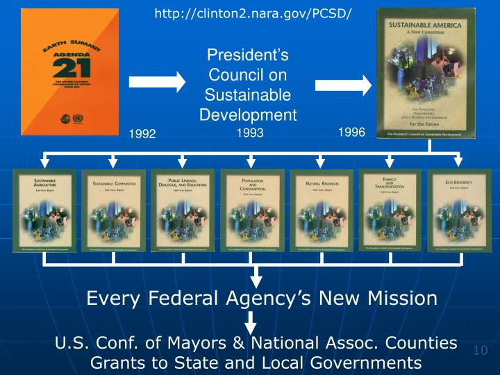 U.S. Conf. of Mayors & National Assoc. Counties