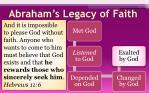 abraham s legacy of faith2