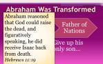 abraham was transformed2