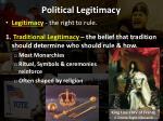 political legitimacy2