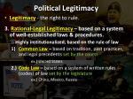 political legitimacy4