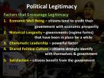 political legitimacy5