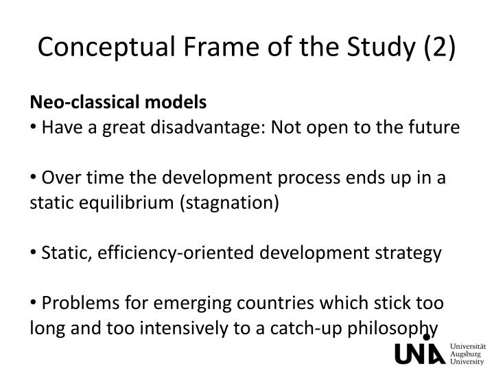 Conceptual Frame of the Study (2)