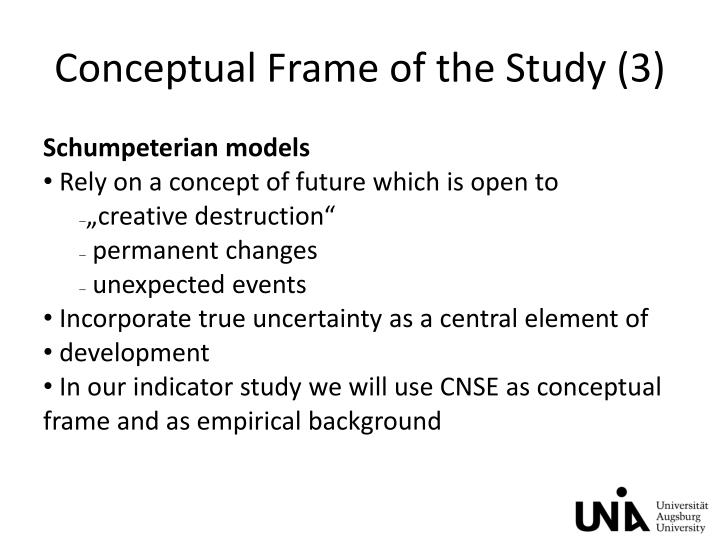 Conceptual Frame of the Study (3)