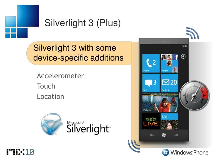 Silverlight 3 (Plus)