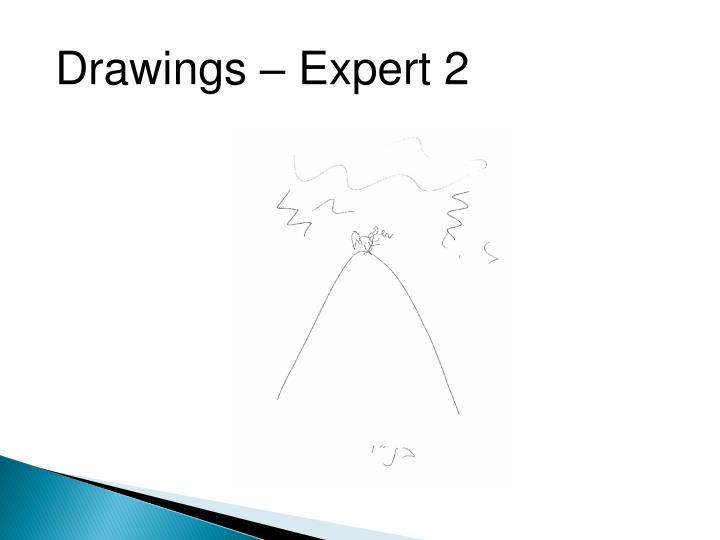 Drawings – Expert 2