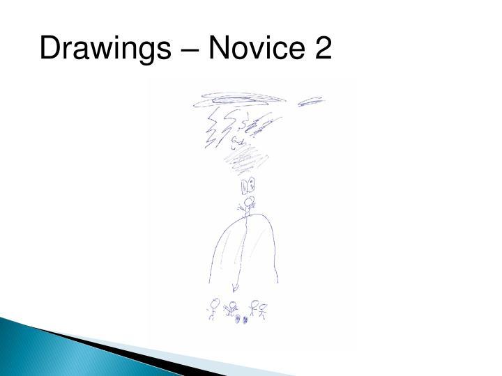 Drawings – Novice 2