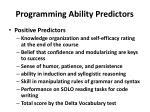 programming ability predictors2