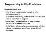 programming ability predictors5