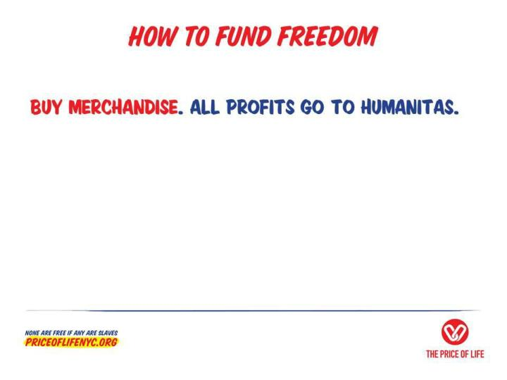HOW TO FUND FREEDOM