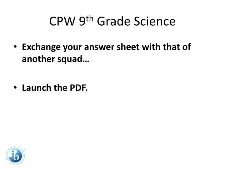 CPW 9