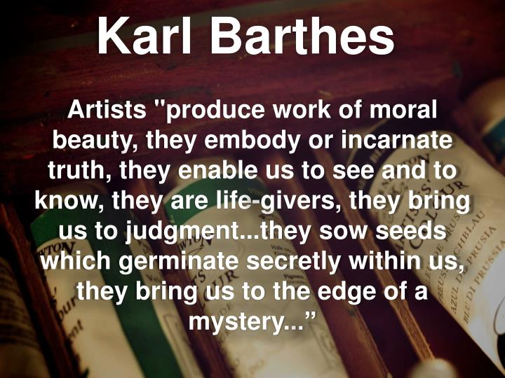 Karl Barthes