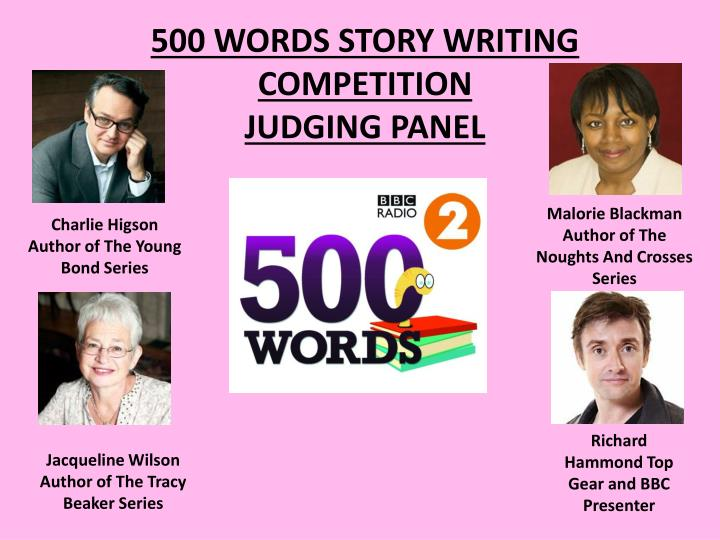 500 WORDS STORY WRITING COMPETITION