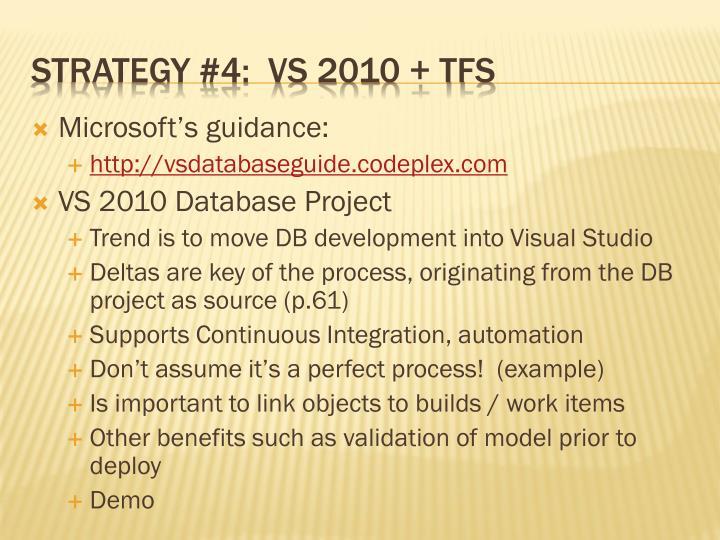 Microsoft's guidance: