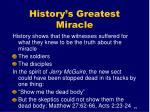 history s greatest miracle3