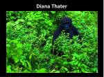 diana thater