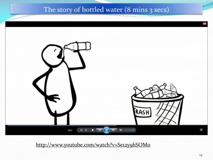 The story of bottled water (8