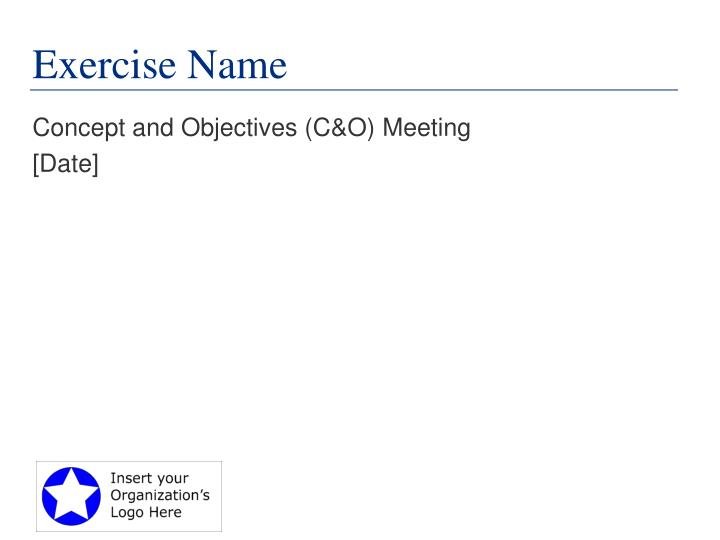 Exercise Name